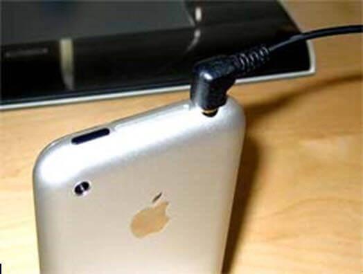 check iphone headphone jack