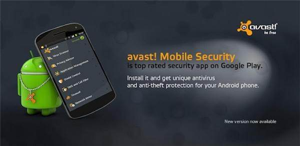 Top 5 Free Antivirus to clean virus and gunpoder from Android phone