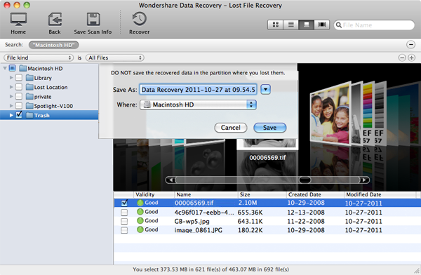 Recupera Archivos Perdidos del Disco Duro Muerto o Eliminado de Mac