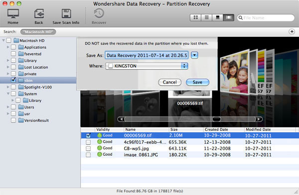 Wondershare Data Recovery For Mac Guide External Hard