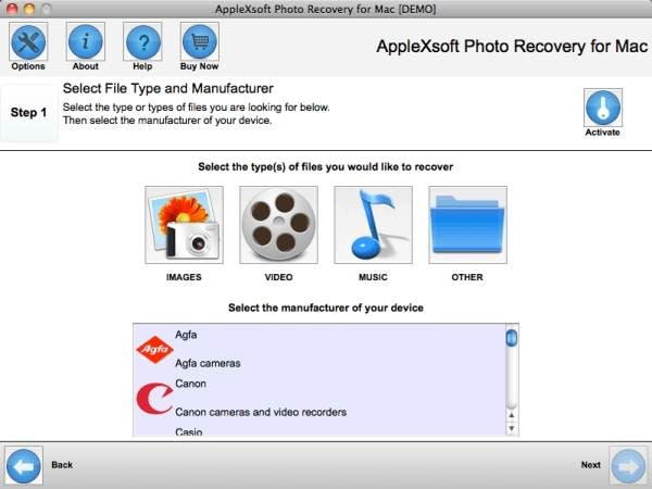 applessoft mac photo recovery