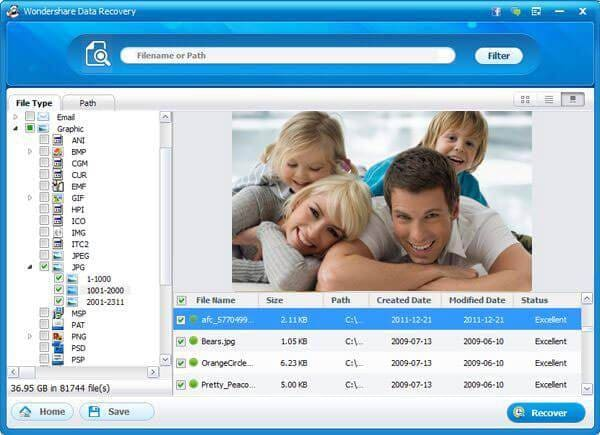 recover deleted data from windows 7