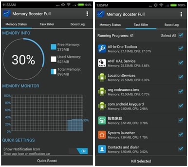 10 Best Booster for Android: Memory Booster
