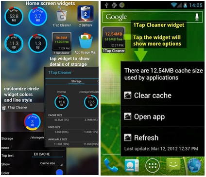 10 Best Booster for Android: 1Tap Cleaner