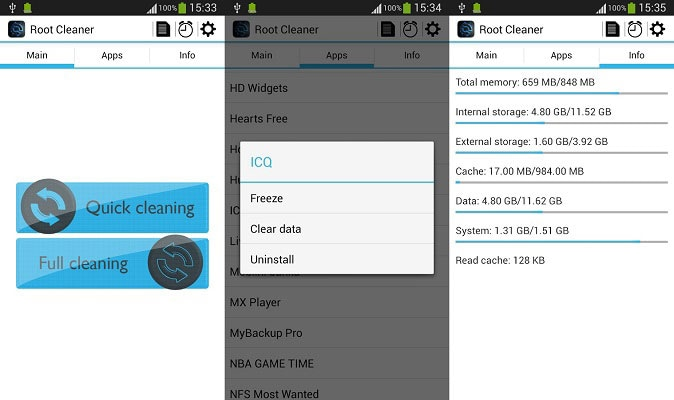 Top 9 Cleaning Apps for Android