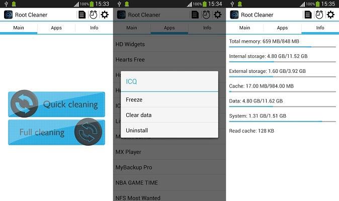 Mejor 9 Aplicaciones de Limpieza para Android