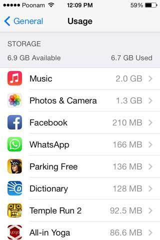 """How to Delete """" Other """" on iPhone"""