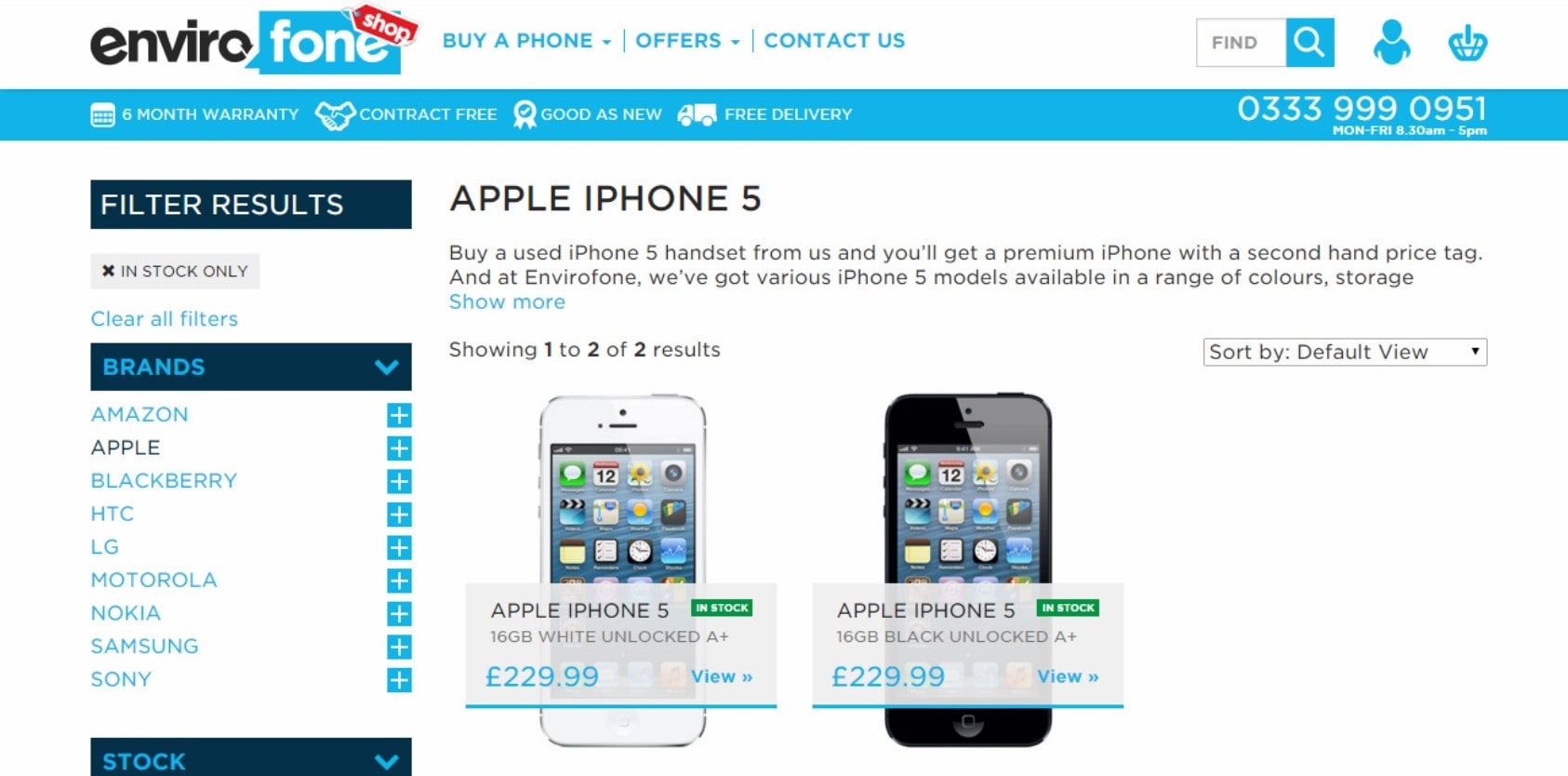 Top 20 Places/Stores Online to Buy an Used iPhone