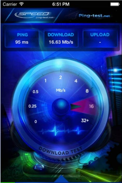 Speed Test Internet
