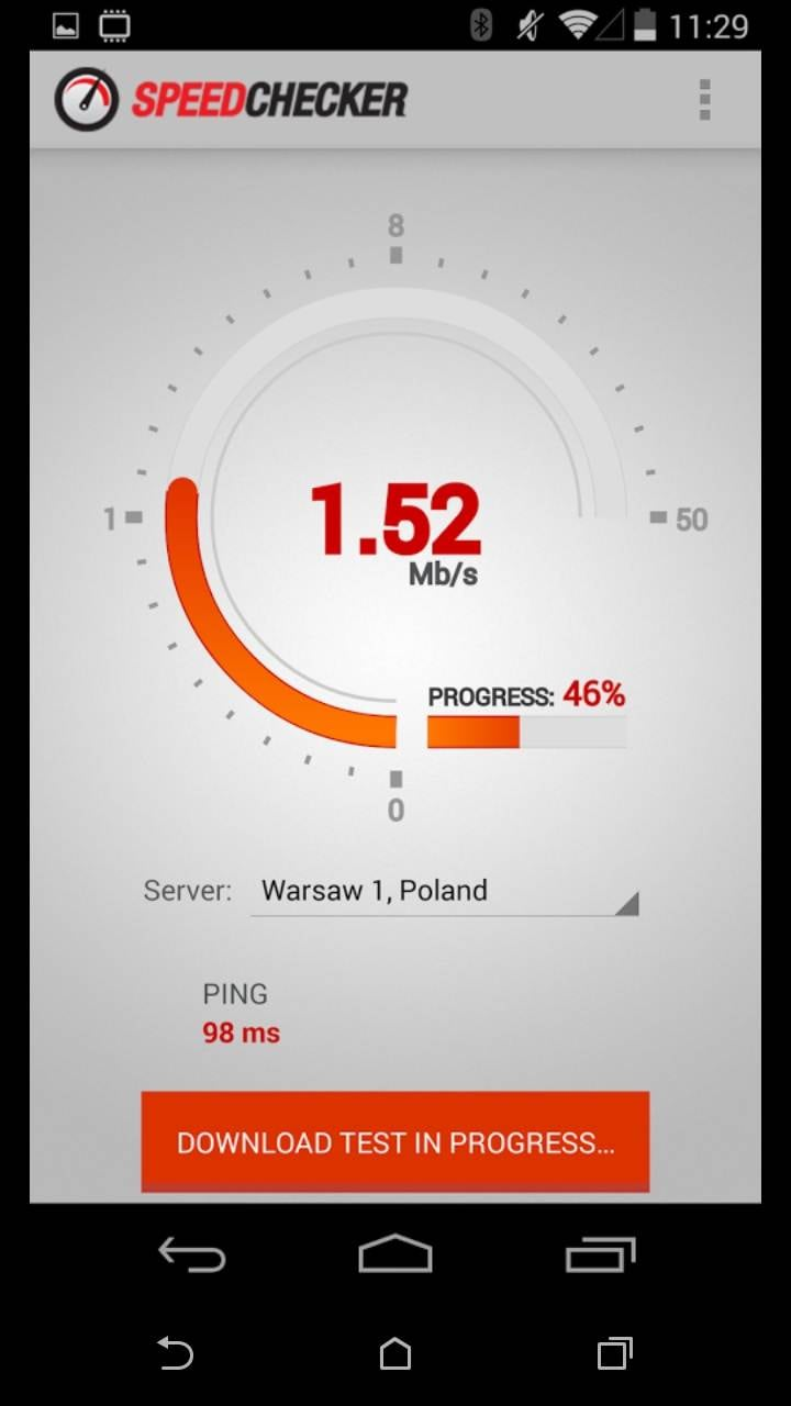 Internet Speed Test 3G, 4G, WiFi