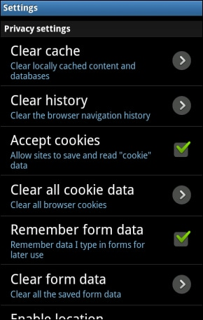 How to Permanently Clear History on Android? - iMyFone