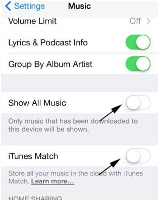 How to Delete Songs in the Music App in iOS 7
