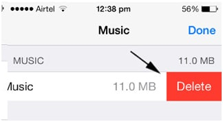 How to Delete Songs in the Music App in iOS 7 on iDevices