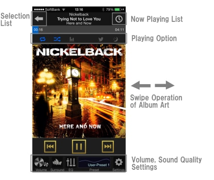 Volume Boost Apps for iPad: Kaiser Tone Audio Player