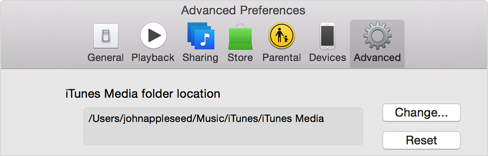 How to Back up Your iTunes Library to An External Drive