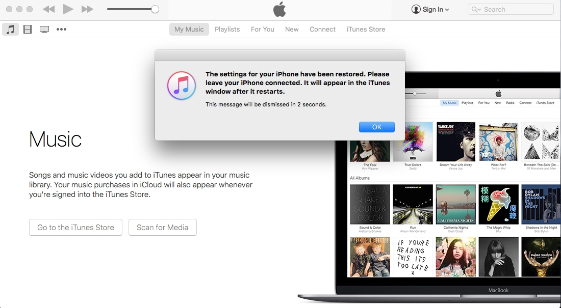 how to find backups on itunes mac