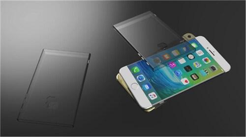 Wird so das iPhone 7 aussehen