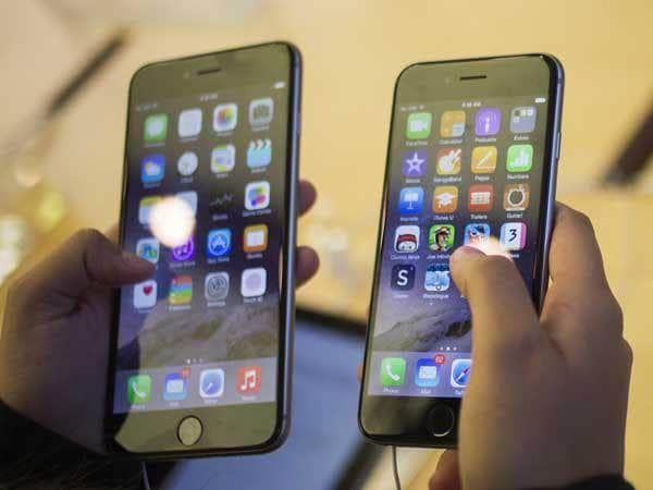 hvor naar kommer iphone 7
