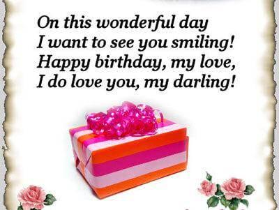 hjertelig tillykke med fødselsdagen til en hilsen