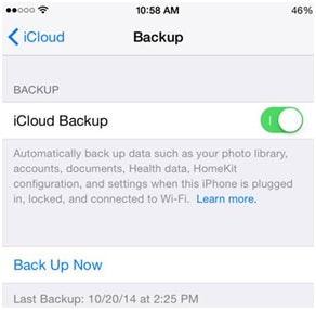 How to Sync iPhone Text Messages With iCloud