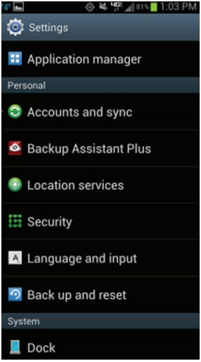 comment synchroniser un message texte Android avec Exchange
