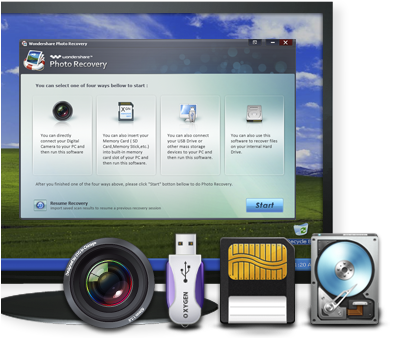 Panasonic Camcorder Photo Recovery Software
