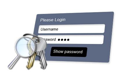 Get Back Passwords & Keys
