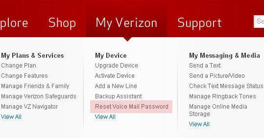 Hoe Reset je je Voicemail wachtwoord op iPhone AT & T of Verizon