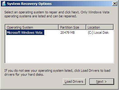 windows hard drive recovery