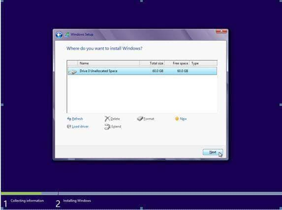 how to delete everything and reformat windows pc