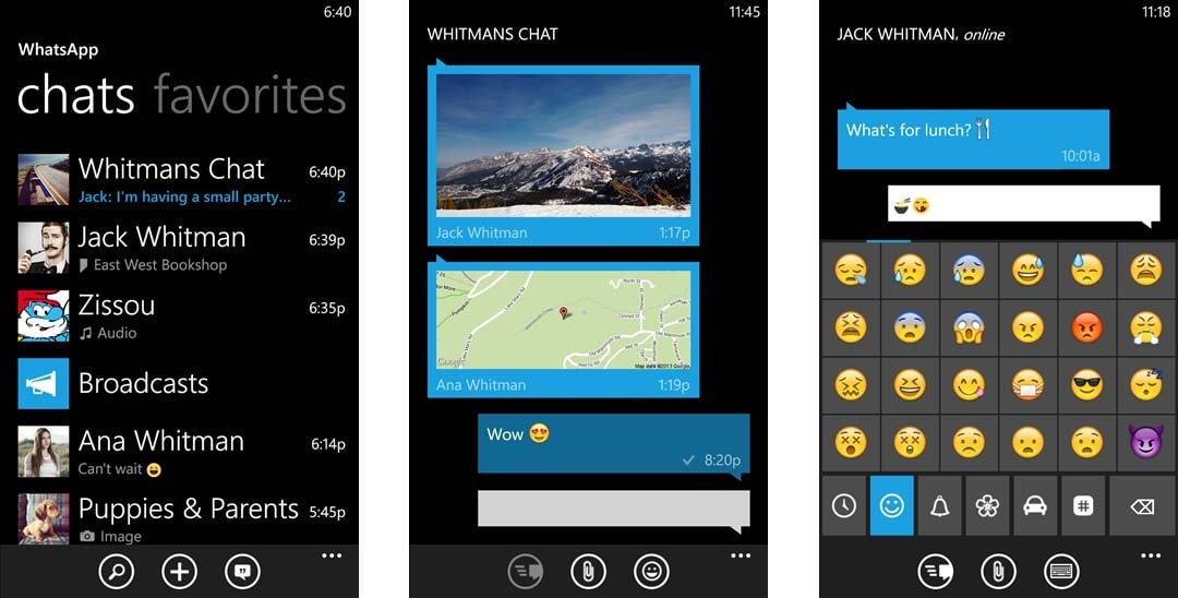 Top 7 messenger apps for Windows phone