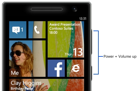 Top 8 Screen Shot Apps for Windows Phone