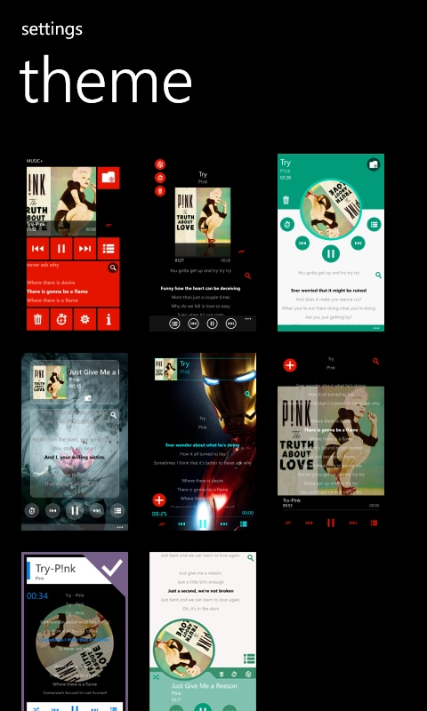top 8 music apps for windows phones. Black Bedroom Furniture Sets. Home Design Ideas