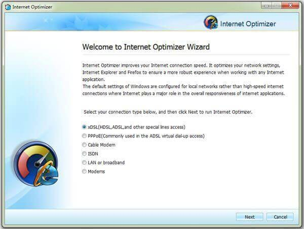 optimize internet speed