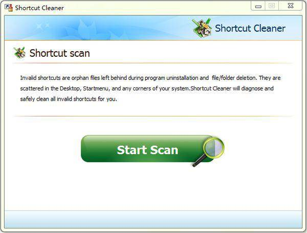 clean shortcut