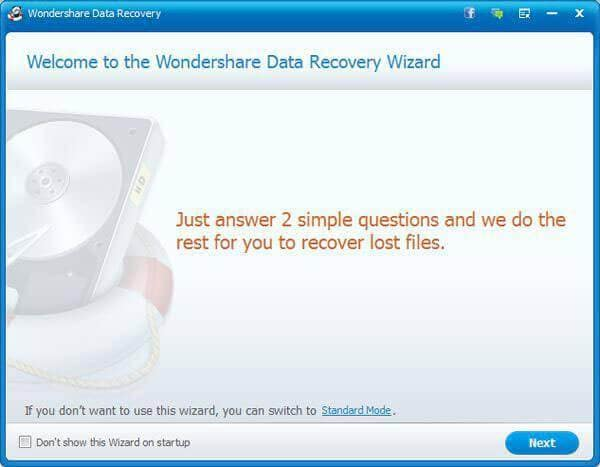 vista hard drive recovery
