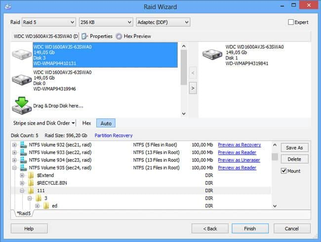 Top 5 Raid Hard Drive Data Recovery Software