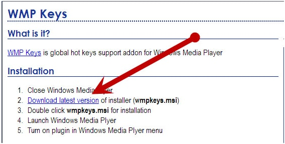3 tips about Windows Media Player shortcuts