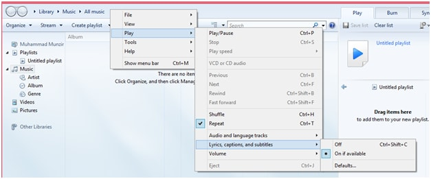 the history of subtitles in media That's my question: how can i change the subtitles font size in vlc media player i try with preferences  video  subtitles/osd, but i can't find an option to change the font characteristics.