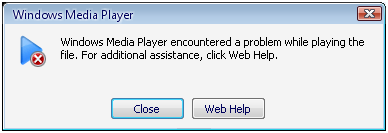 5 solutions for windows media player error c00d11b1