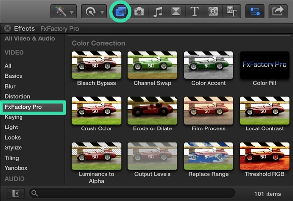 How to Add Filters to Final Cut Pro On Mac