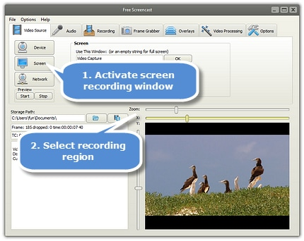 Webcam Cam Recorder 87