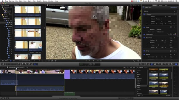 20 Final Cut Pro X effects for you.