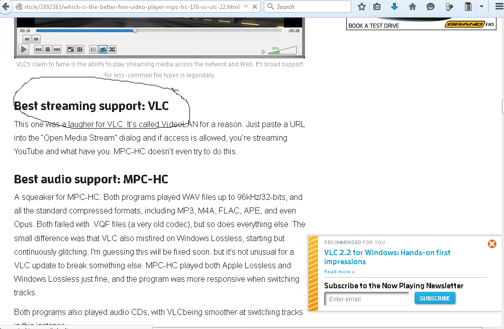 MPC vs VLC Media Player, which is the better one?