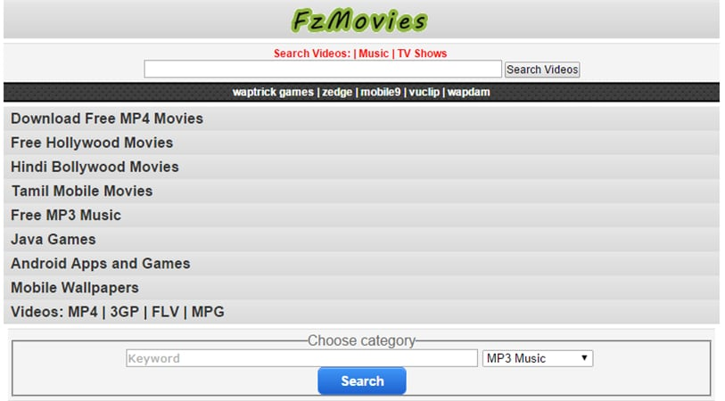 Mp4 sites for mobile download.
