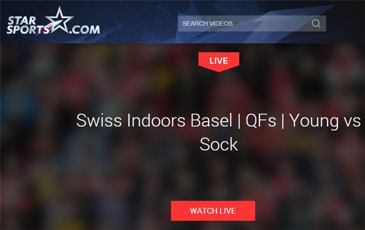 live cricket website