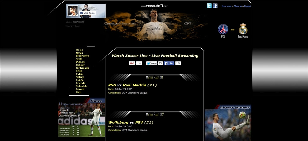 Top 10 Websites to Watch Live Soccer TV