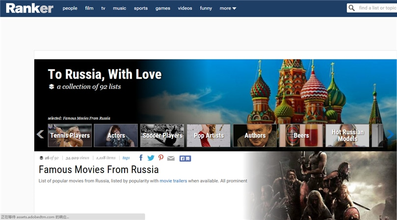 Free russian movies to watch online