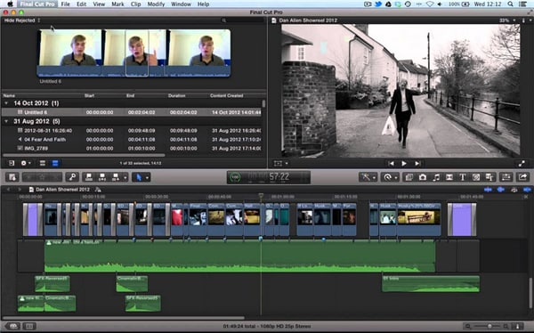 take on a 4k video workflow in Final Cut Pro