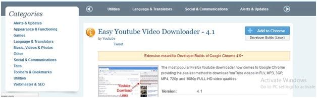 Top 5 YouTube Downloaders for safari